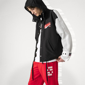 Thumbnail 2 of PUMA x ADER ERROR Jacket, Puma Black, medium