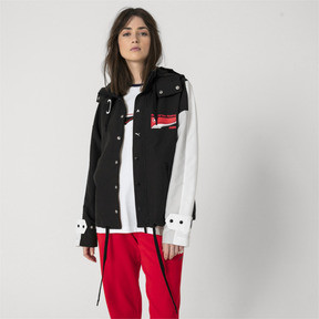 Thumbnail 6 of PUMA x ADER ERROR Jacket, Puma Black, medium