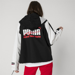 Thumbnail 7 of PUMA x ADER ERROR Jacket, Puma Black, medium