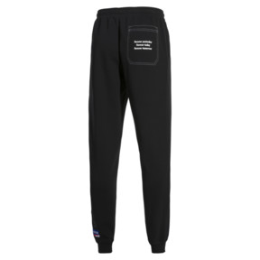 Thumbnail 4 of PUMA x ADER ERROR Knitted Sweatpants, Cotton Black, medium