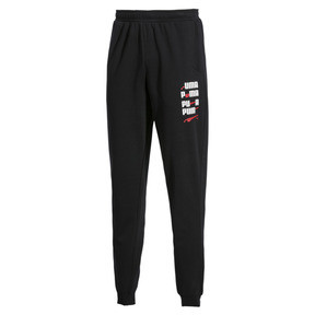 Thumbnail 1 of PUMA x ADER ERROR Knitted Sweatpants, Cotton Black, medium