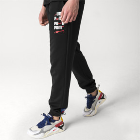 Thumbnail 2 of PUMA x ADER ERROR Knitted Sweatpants, Cotton Black, medium