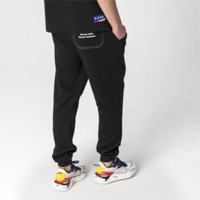 Thumbnail 3 of PUMA x ADER ERROR Knitted Sweatpants, Cotton Black, medium
