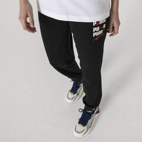 Thumbnail 6 of PUMA x ADER ERROR Knitted Sweatpants, Cotton Black, medium