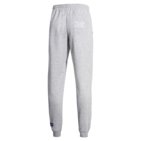 Thumbnail 4 of PUMA x ADER ERROR Knitted Sweatpants, Light Gray Heather, medium