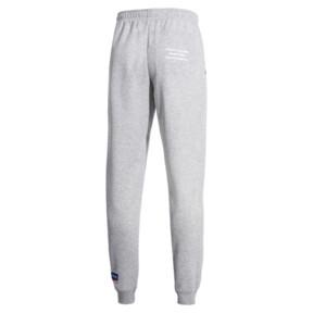 Thumbnail 4 of PUMA x ADER ERROR Double Knit Pants, Light Gray Heather, medium