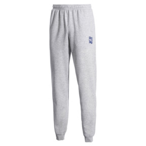 Thumbnail 1 of PUMA x ADER ERROR Knitted Sweatpants, Light Gray Heather, medium