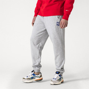 Thumbnail 2 of PUMA x ADER ERROR Knitted Sweatpants, Light Gray Heather, medium