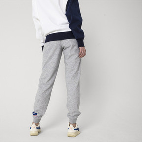 Thumbnail 7 of PUMA x ADER ERROR Knitted Sweatpants, Light Gray Heather, medium