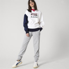 Thumbnail 8 of PUMA x ADER ERROR Knitted Sweatpants, Light Gray Heather, medium