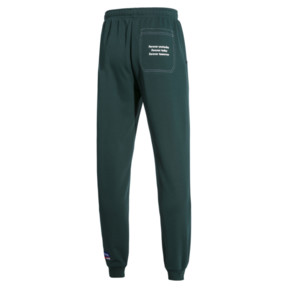 Thumbnail 4 of Pantalon de sweat tricoté PUMA x ADER ERROR, Ponderosa Pine, medium