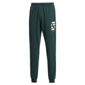 Thumbnail 1 of PUMA x ADER ERROR Knitted Sweatpants, Ponderosa Pine, medium