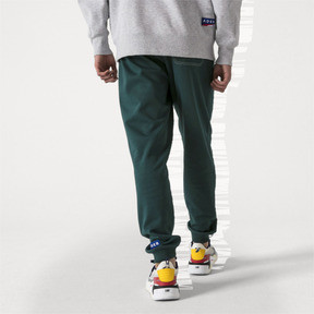 Thumbnail 3 of PUMA x ADER ERROR Knitted Sweatpants, Ponderosa Pine, medium