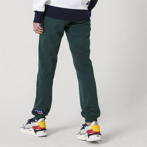 Thumbnail 7 of Pantalon de sweat tricoté PUMA x ADER ERROR, Ponderosa Pine, medium
