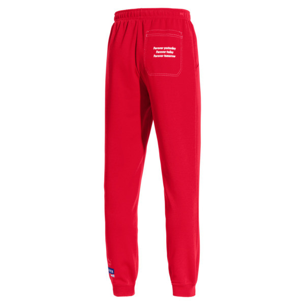 PUMA x ADER ERROR Double Knit Pants, Puma Red, large