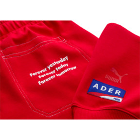 Thumbnail 9 of PUMA x ADER ERROR Knitted Sweatpants, Puma Red, medium