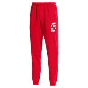Thumbnail 1 of PUMA x ADER ERROR Knitted Sweatpants, Puma Red, medium