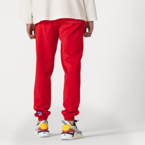 Thumbnail 3 of Pantalon de sweat tricoté PUMA x ADER ERROR, Puma Red, medium