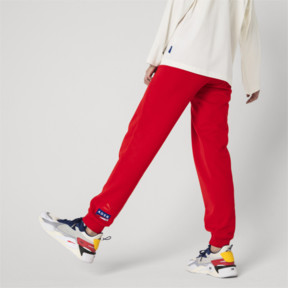 Thumbnail 7 of Pantalon de sweat tricoté PUMA x ADER ERROR, Puma Red, medium