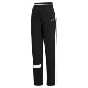 Thumbnail 1 of PUMA x ADER ERROR Knitted Women's Track Pants, Cotton Black, medium
