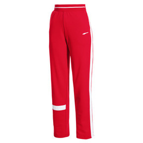 Thumbnail 1 of PUMA x ADER ERROR Knitted Women's Track Pants, Puma Red, medium