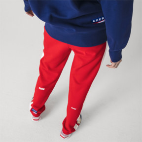 Thumbnail 3 of PUMA x ADER ERROR Knitted Women's Track Pants, Puma Red, medium