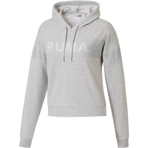 Chase Women's Hoodie, Light Gray Heather, large
