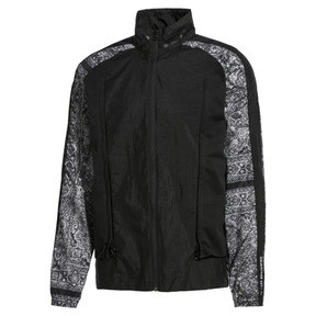 Thumbnail 1 of PUMA x LES BENJAMINS Men's Track Top, Puma Black, medium