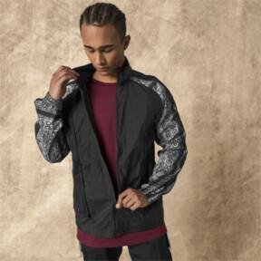 Thumbnail 2 of PUMA x LES BENJAMINS Men's Track Jacket, Puma Black, medium