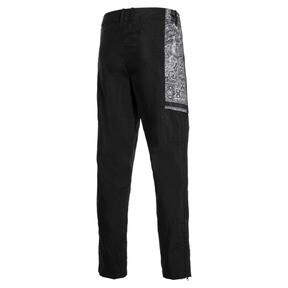 Miniaturka 4 Męskie spodnie dresowe PUMA x LES BENJAMINS, Puma Black, średnie