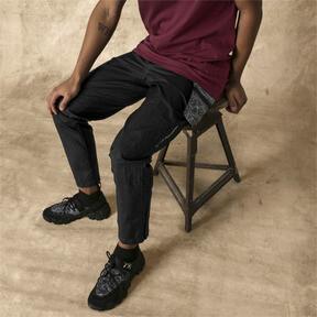 Miniaturka 2 Męskie spodnie dresowe PUMA x LES BENJAMINS, Puma Black, średnie