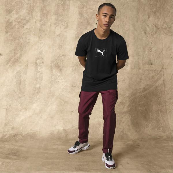PUMA x LES BENJAMINS Tシャツ, Puma Black, large-JPN