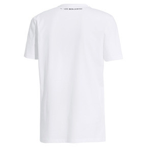 Thumbnail 4 of PUMA x LES BENJAMINS Men's Tee, Puma White, medium