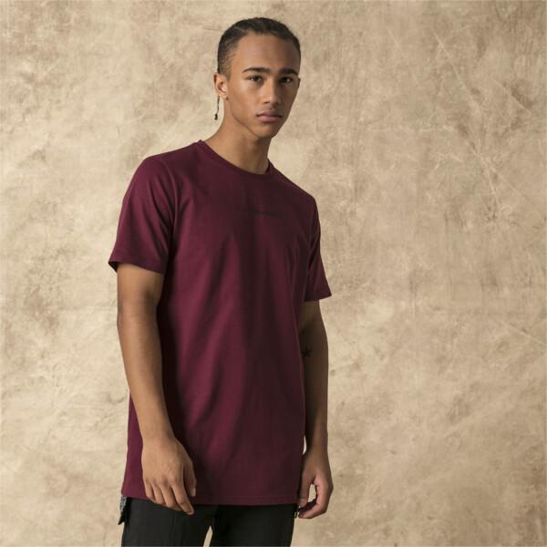 T-Shirt PUMA x LES BENJAMINS pour homme, Burgundy, large