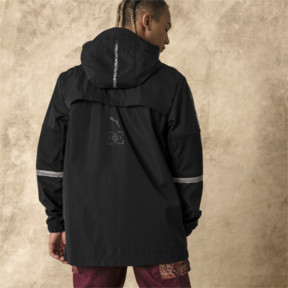 Thumbnail 3 of PUMA x LES BENJAMINS Herren Windbreaker, Puma Black, medium