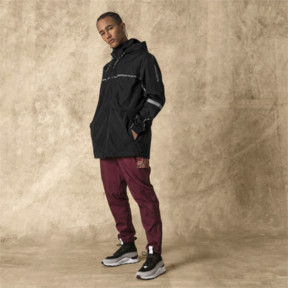 Thumbnail 5 of PUMA x LES BENJAMINS Herren Windbreaker, Puma Black, medium