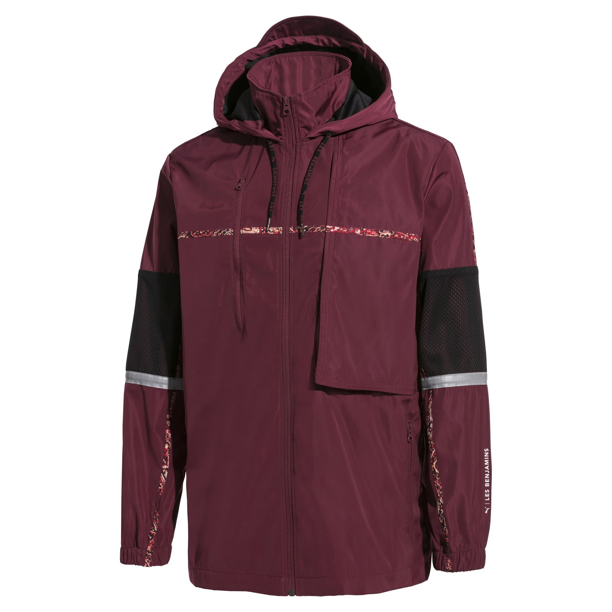 03f5b75f Спортивные мужские куртки с капюшоном Puma - купите в интернет-магазине