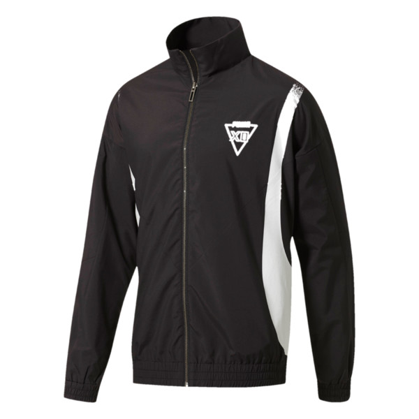 Homage to Archive Tracktop, Puma Black, large