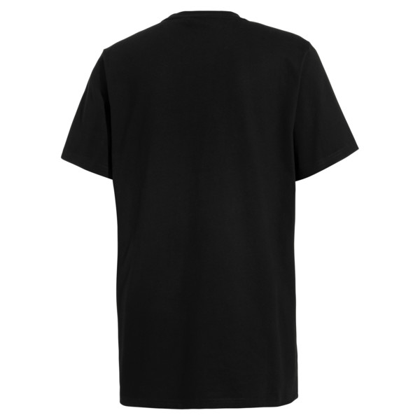 Homage to Archive Retro T-Shirt, Puma Black, large