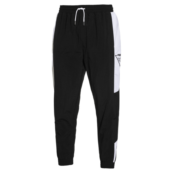 Homage to Archive Track Pants, Puma Black, large