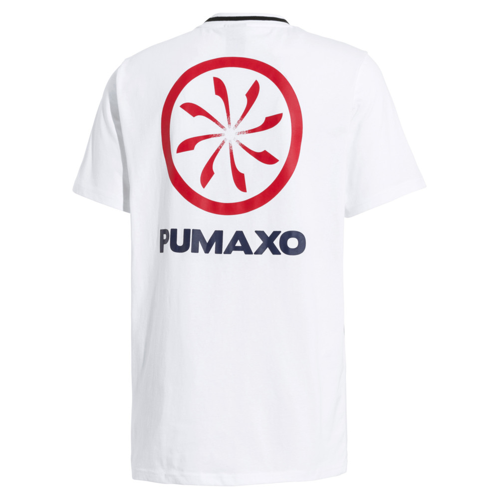 Image Puma PUMA x XO Homage to Achive Men's Graphic T-Shirt #2