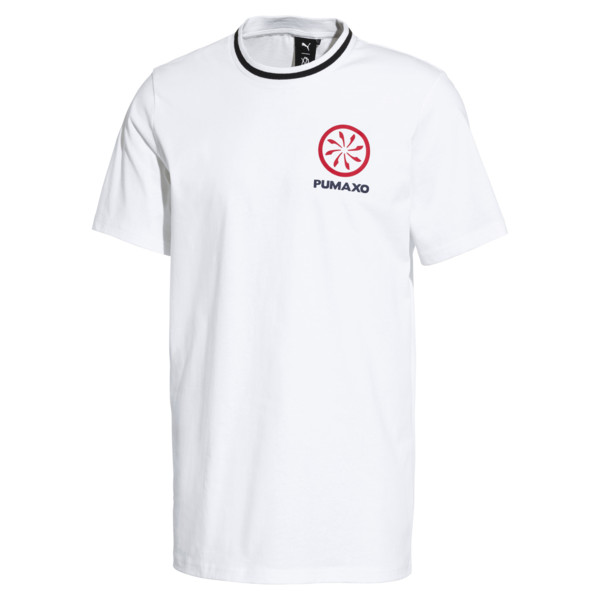 Homage to Archive GraphicTee, Puma White-1, large