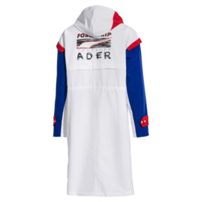 Thumbnail 4 of PUMA x ADER ERROR Full Zip Hooded Parka, Puma White, medium