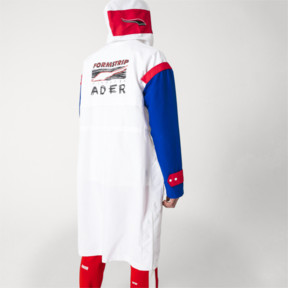 Thumbnail 3 of PUMA x ADER ERROR Full Zip Hooded Parka, Puma White, medium