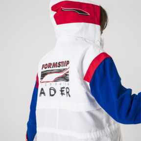 Thumbnail 7 of PUMA x ADER ERROR Full Zip Hooded Parka, Puma White, medium
