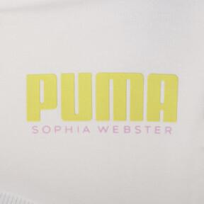 Thumbnail 6 of PUMA x SOPHIA WEBSTER ウィメンズ クルー トップス, Puma White, medium-JPN