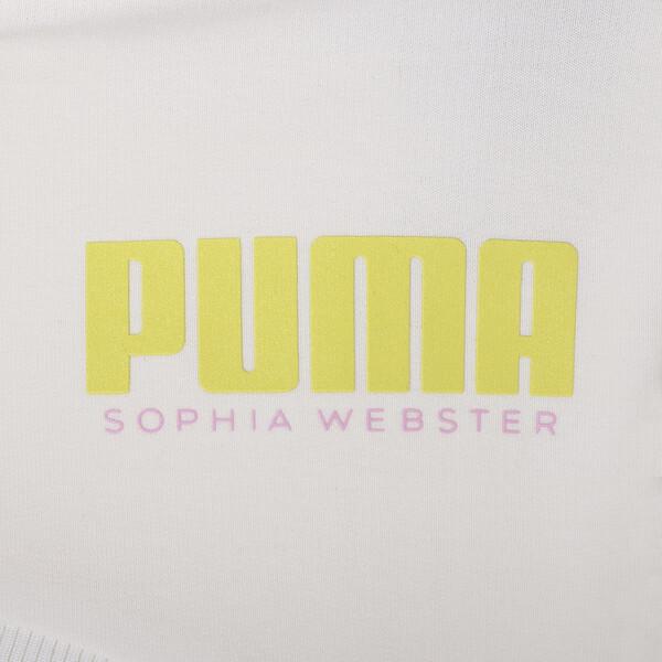 PUMA x SOPHIA WEBSTER ウィメンズ クルー トップス, Puma White, large-JPN