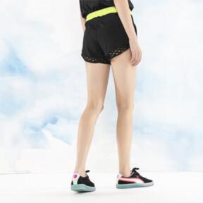 Thumbnail 2 of PUMA x SOPHIA WEBSTER Damen Shorts, Puma Black, medium