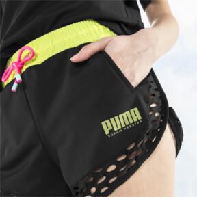 Thumbnail 4 of PUMA x SOPHIA WEBSTER Damen Shorts, Puma Black, medium