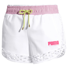 Thumbnail 4 of PUMA x SOPHIA WEBSTER Women's Shorts, Puma White, medium